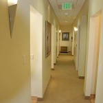 Medical Facility Hallway